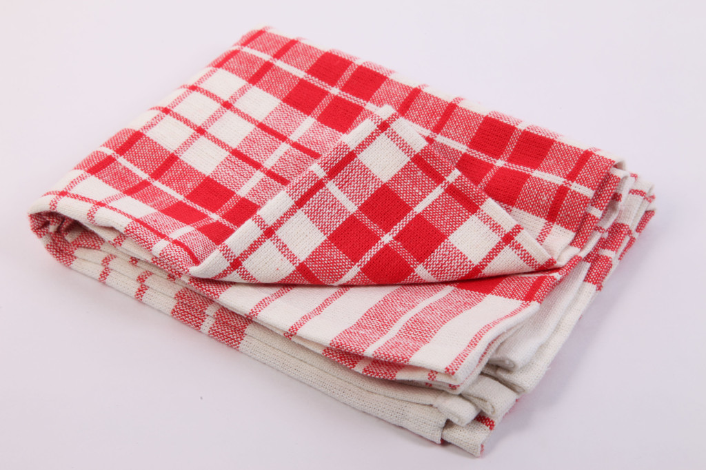 Picnic Checked Kitchen Towel