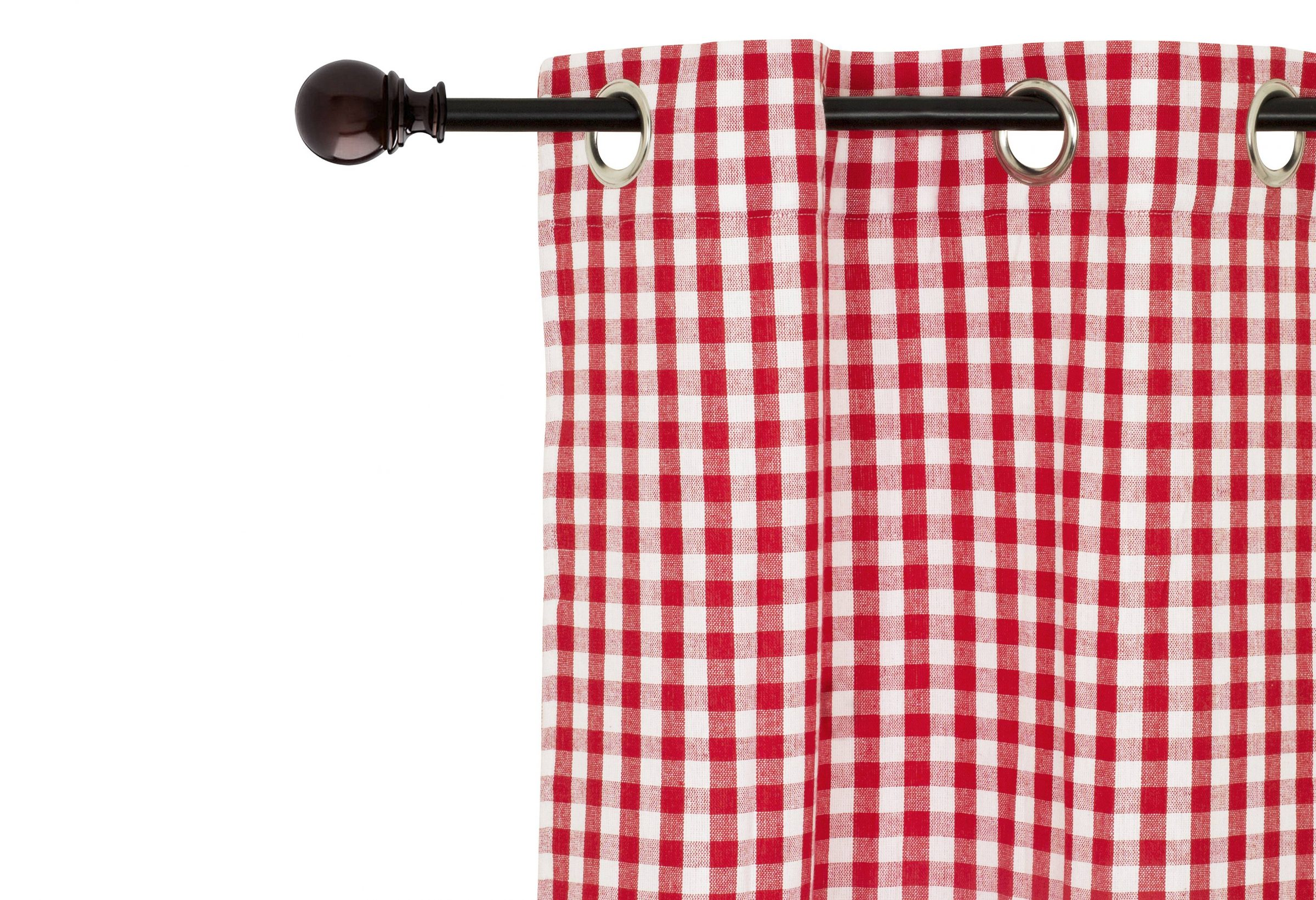 Picnic Checked Curtain